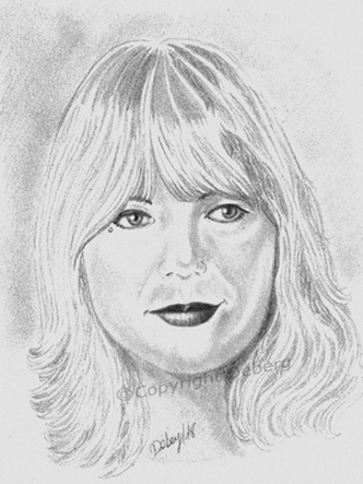 France Gall by Deberg
